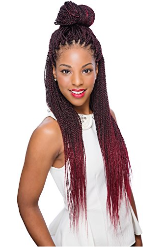 INNOCENCE  EZBRAID SERIES EZ-TWIST HOTWATER CURL