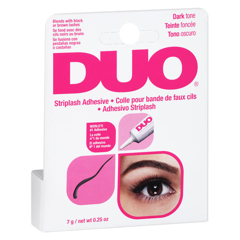 DUO BLACK LASH ADHESIVE - Textured Tech