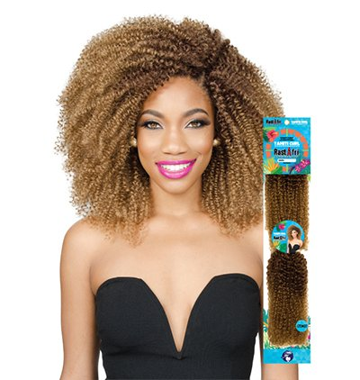 RASTA FRI TAHITI CURL - Textured Tech