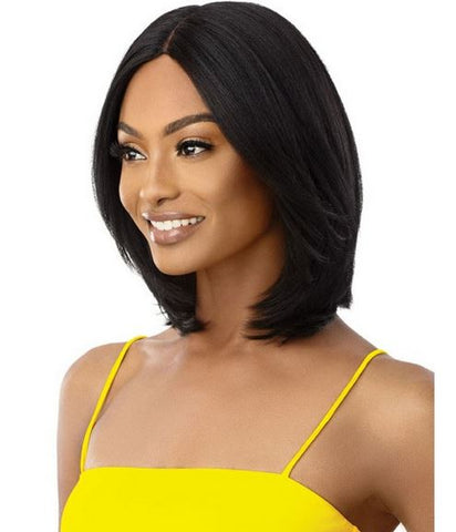 THE DAILY WIG SALON BLOWOUT WIG - ROWENA - Textured Tech