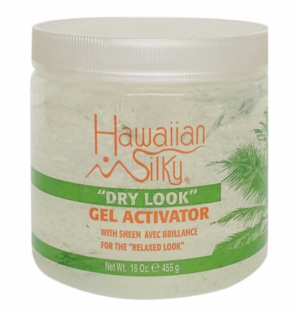 H/SILKY DRY LOOK GEL ACT 16 OZ - Textured Tech