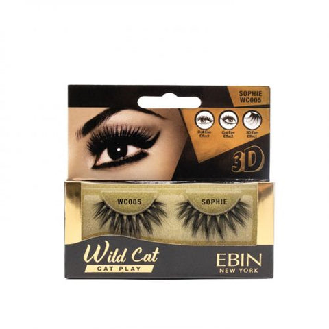 WILD CAT 3D LASH - Textured Tech