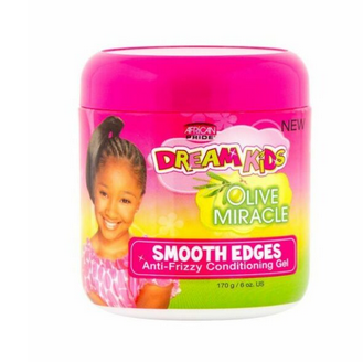 AFRICAN PRIDE SMOOTH EDGES CONDITIONING GEL - Textured Tech