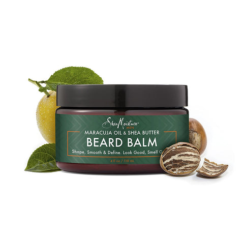 Shea Moisture Beard Balm 4 oz - Textured Tech