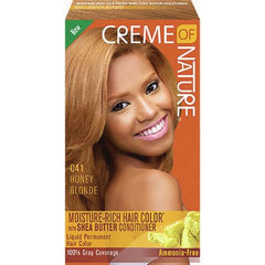 CREME OF NATURE MOISTURE RICH HAIR COLOR - Textured Tech
