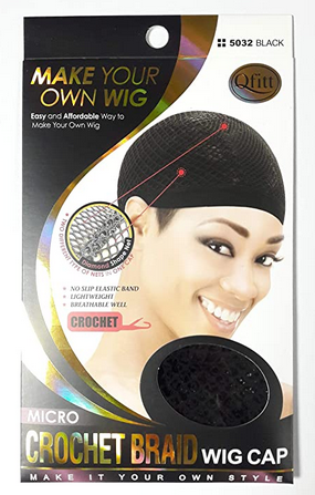PREMIUM BRAID WIG CAP - Textured Tech