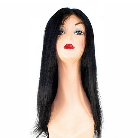 INDIAN REMY 100% HUMAN VIRGIN LACE FRONT WIG HLW-INDI-200 - Textured Tech