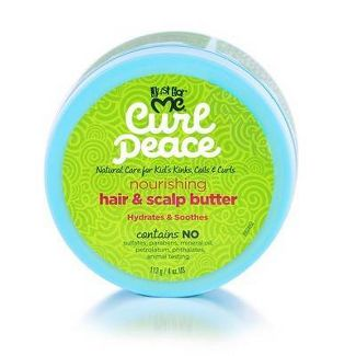 JUST FOR ME CURL PEACE HAIR & SCALP BUTTER 4 OZ - Textured Tech