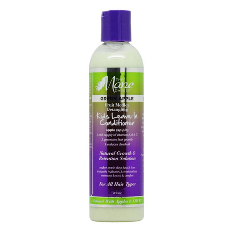 MANE CHOICE KIDS LEAVE-IN CONDITIONER APPLE 8OZ - Textured Tech