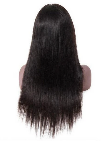 HD TRU  REMY 100% VIRGIN HUMAN HAIR LACE FRONT WIG- STELLA # NATURAL - Textured Tech