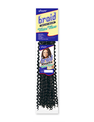 SWEETIE BRAID CROCHET BRAIDS WATER WAVE - Textured Tech