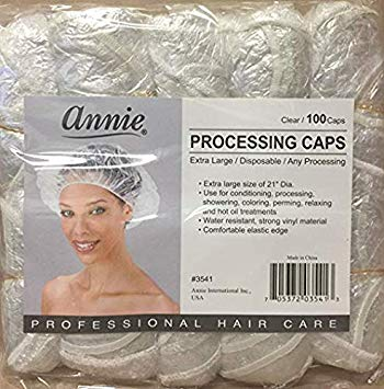 ANNIE PROCESSING CAP 30 COUNT - Textured Tech