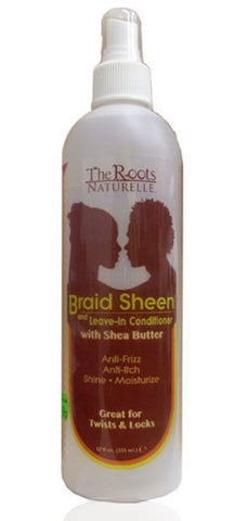 ROOTS NATURELLE BRAID SHEEN 12oz
