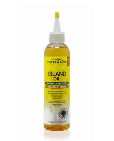 JAMAICAN MANGO LIME ISLAND OIL 8OZ - Textured Tech