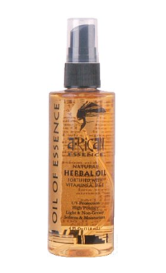 African essence herbal oil