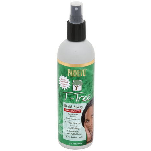 PARNEVU T- Tree Therapeutic BRAID SPRAY - Textured Tech
