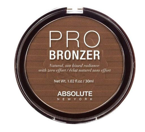 ABSOLUTE NY BRONZER MEDIUM - Textured Tech