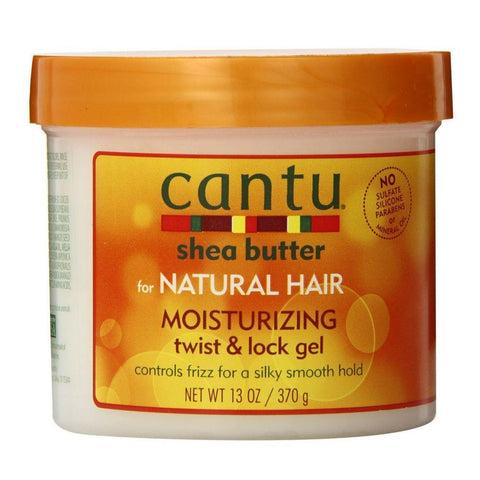 Cantu Moisturizing Twist & Lock Gel - Textured Tech