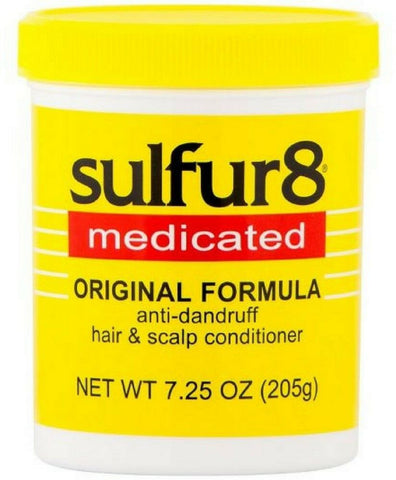 SULFUR 8 CONDITIONER REG 7.25OZ - Textured Tech