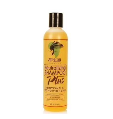 African essence neutralizing shampoo