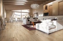 Chero Beige Wood Effect Italian Porcelain Wall & Floor Tiles