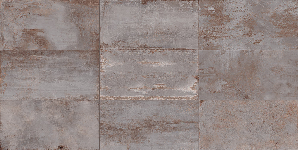 Iron Silver Metallic Italian Porcelain Wall Amp Floor Tiles