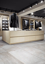 Iron White Metallic Italian Porcelain Wall & Floor Tiles