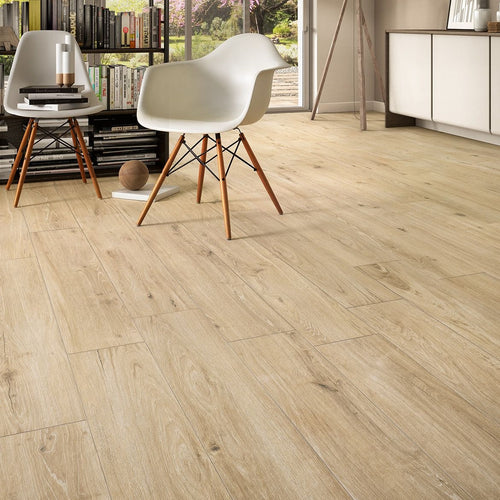 Eiche Landhaus Wood Effect Italian Porcelain Wall & Floor Tiles