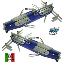 Siri Pro Porcelain Tile Cutter - 130cm Cut Length - New Model