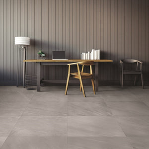 Ocean Wind Marble Effect Porcelain Tiles & Matching Decor