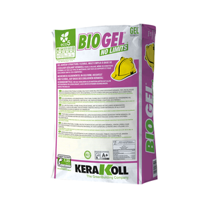 Kerakoll Biogel S1 Superflexi Tile Adhesive Grey 25Kg
