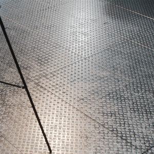 Boss Grey Metallic Italian Porcelain Wall & Floor Tiles