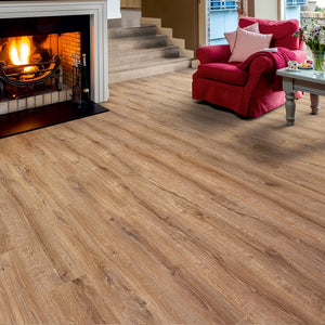 Elka 8mm Country Oak Laminate Flooring