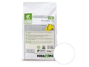 Kerakoll Fugabella Eco Flexible Grout White 5kg