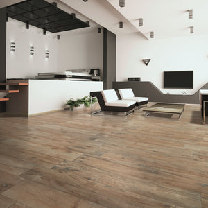 Ephedra Honey Wood Effect Italian Porcelain Wall & Floor Tiles