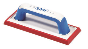 Siri Italy Heavy Duty Professinal Grout Float Squeegee With Replaceable Pad