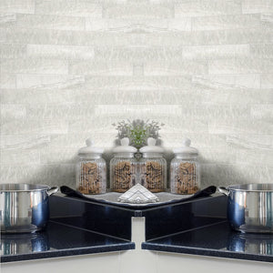 Minerli Artico White Brick Italian Porcelain Wall & Floor Tiles