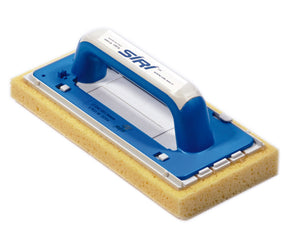 Siri Italy Heavy Duty Professional Grout Sponge With Replaceable Sponge