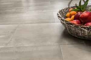 Steel Nikel Metallic Italian Porcelain Wall & Floor Tiles