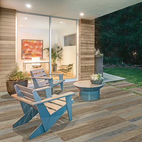 Outdoor Nooke Floor Tiles 20mm