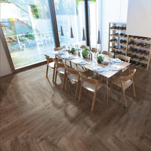 Ephedra Nut Wood Effect Italian Porcelain Wall & Floor Tiles