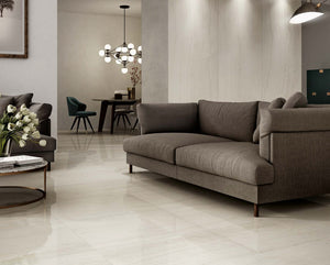 Logic Onyx Light Marble Effect Polished Porcelain From £39.00 Per Sqm
