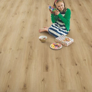 Elka 8mm Orchard Oak Long Plank Laminate Flooring