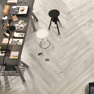 Space Rice Wood Effect Italian Porcelain Wall & Floor Tiles
