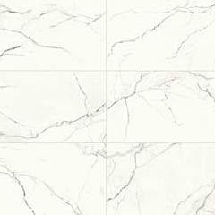 Imp White Statuario Carrara Polished Porcelain Wall & Floor Tiles