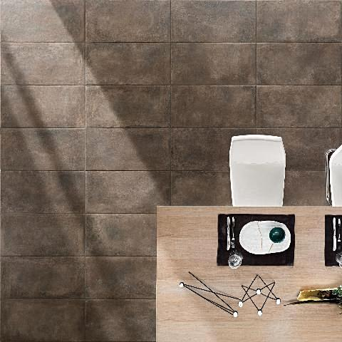 Walk Mud Concrete Effect Italian Porcelain Wall & Floor Tiles