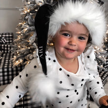 PERSONALISED LUXE CHRISTMAS HAT - TODDLER