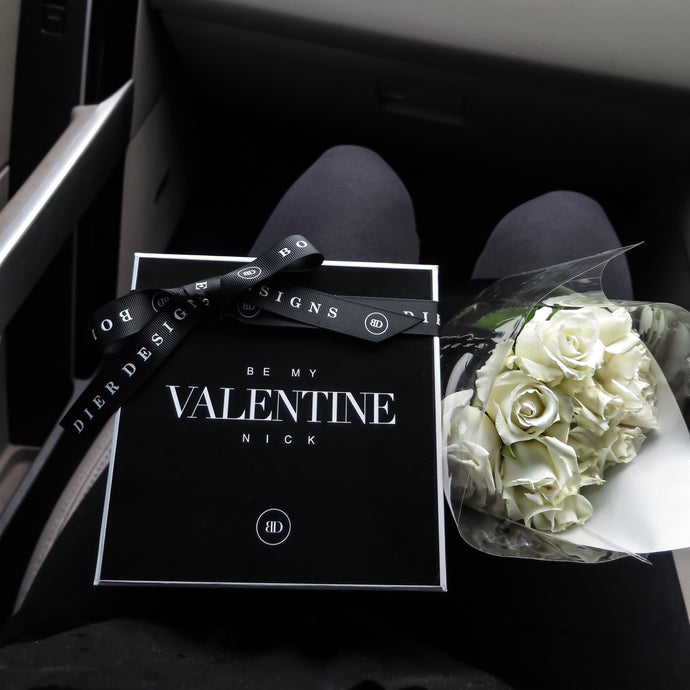 VALENTINES DAY - BE MY VALENTINE GIFT BOX