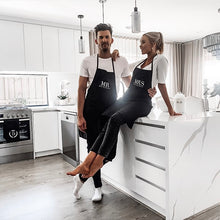 COUPLES PERSONALISED APRON