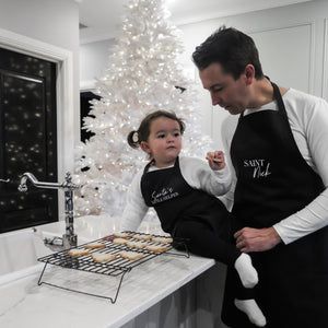 CHILDS PERSONALISED APRON - CHRISTMAS